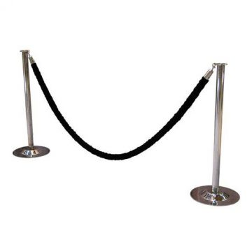 chrome-stanchion-w-velvet-rope-new